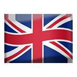 旗: 英国 表情符号在 Apple 上的外观。