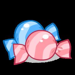 A quoi ressemblent les emoji Bonbon sur Emojidex.