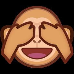Smiley affe augen zu tastenkombination