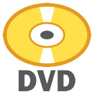 How Dvd emoji looks on Htc.