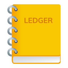 How Ledger emoji looks on Joypixels.