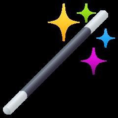 Magic Wand Emoji 