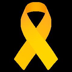 Reminder Ribbon Emoji