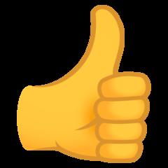 Kciuk w górę Emoji 👍