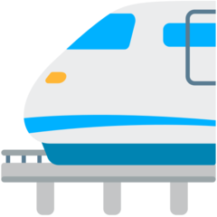 How Monorail emoji looks on Mozilla.
