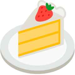 How Shortcake emoji looks on Mozilla.