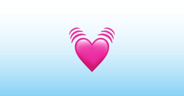 Herz emoji sternen bedeutung mit Was bedeutet