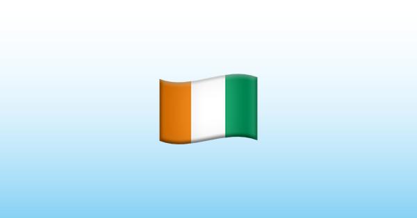flag côte d'ivoire emoji 🇨🇮