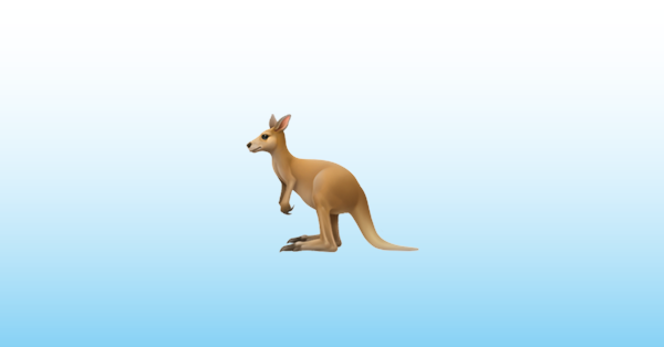 canguro emoji 🦘