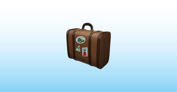 equipaje emoji 🧳